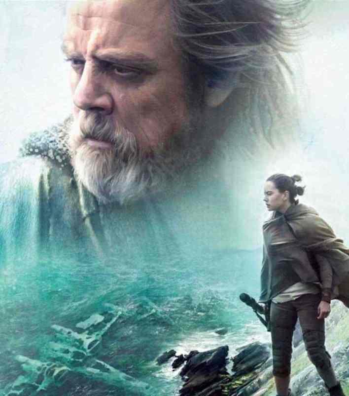 Star Wars The Last Jedi: Luke Skywalker's X-Wing?