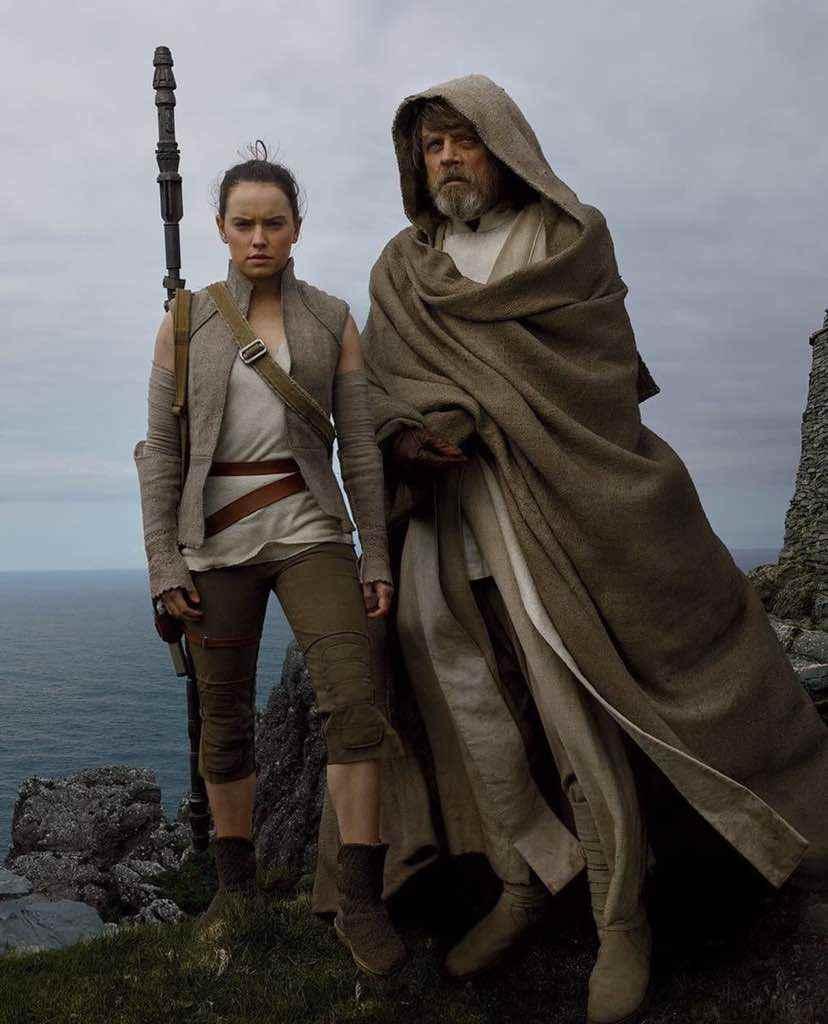 IMG 8699 - Bob Iger: Mark Hamill's best performance is in Star Wars: The Last Jedi