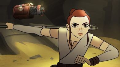 Photo of Star Wars Forces Of Destiny: The Sands Of Jakku