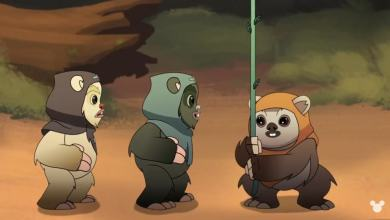 Photo of Star Wars Forces Of Destiny: Ewok Escape
