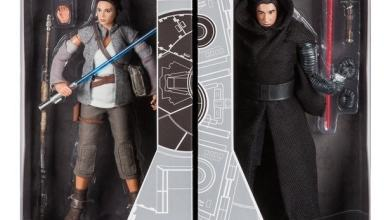 Photo of Star Wars Elite Series D23 exclusive figures