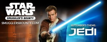 Jedi Funko - Last Day to Sign Up for Funko's Star Wars Smuggler's Bounty Jedi Box!