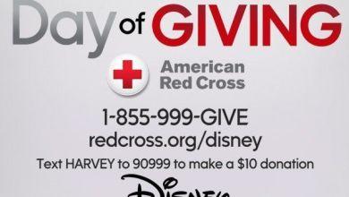 HARVEY - Star Wars Fans: It is the Disney Day of Giving! Help people hurt by Hurricane Harvey