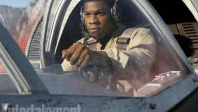 Photo of Entertainment Weekly: New The Last Jedi Images