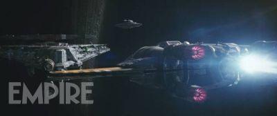 Poe Dameron's Upgraded X-Wing in Star Wars: The Last Jedi confirmed!