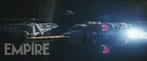 Poe Dameron new X-wing The Last Jedi