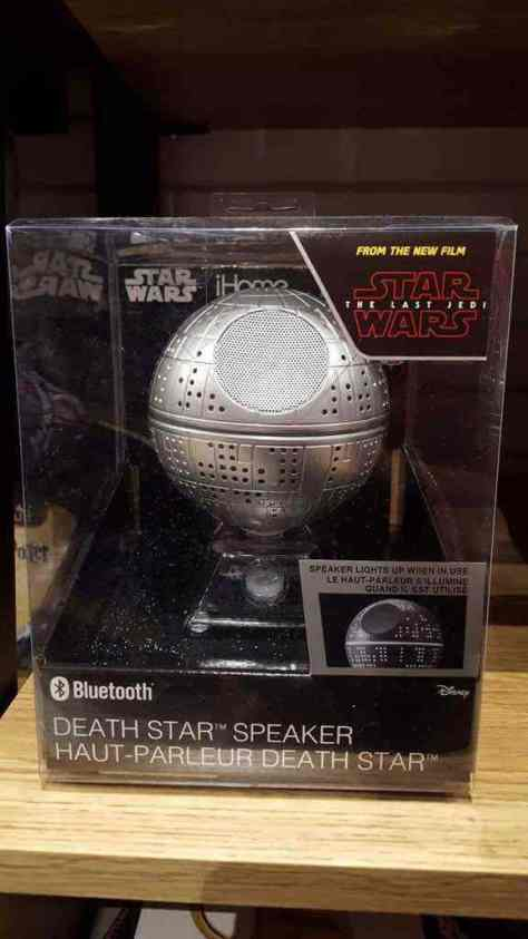 Star Wars: The Last Jedi's TIE Silencer model has a Death Star on the box art and bedding!