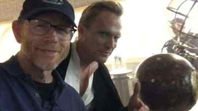 Photo of Paul Bettany is working on Ron Howard's untitled Han Solo Star Wars story!