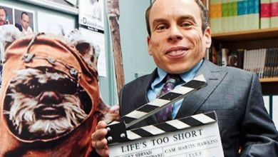 Photo of A rumor regarding what Warwick Davis is playing in the untitled Han Solo Star Wars story!