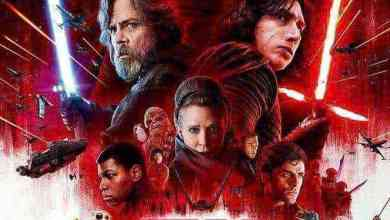 Photo of Star Wars: The Last Jedi International Theatrical Poster!
