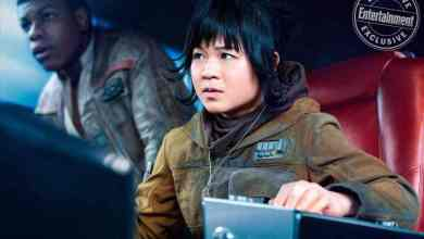 New Image of Rose Tico Teases Her Backstory in Star Wars: The Last Jedi
