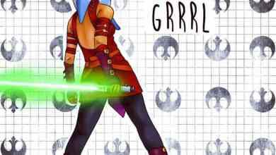 Rebel Grrrl Episode 87 - Welcome Space Jess!