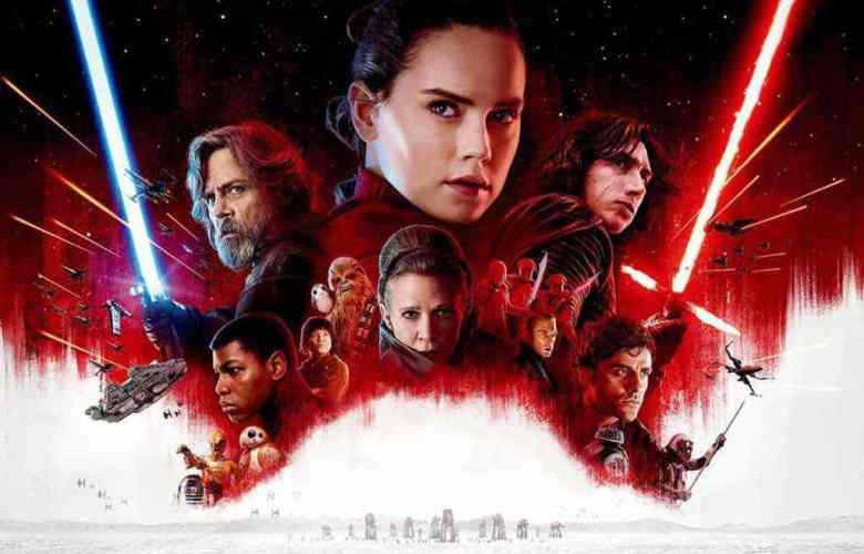 IMG 6746 - Star Wars: The Last Jedi and Solo footage coming to theaters starting next month!