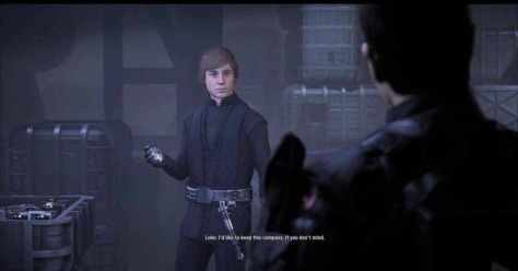 A relic from Star Wars: The Last Jedi is featured in Battlefront II