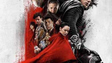 Photo of IMAX shows off its Star Wars: The Last Jedi poster!