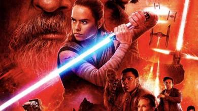 Photo of Dolby Cinema showcases its Star Wars: The Last Jedi poster!