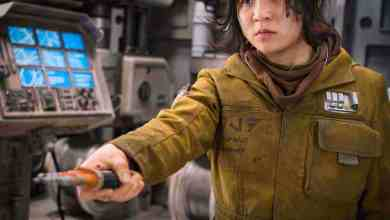 Time Magazine releases new image of Rose Tico from Star Wars: The Last Jedi