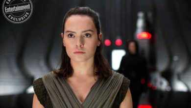 Photo of Entertainment Weekly drops several new photos from Star Wars: The Last Jedi!