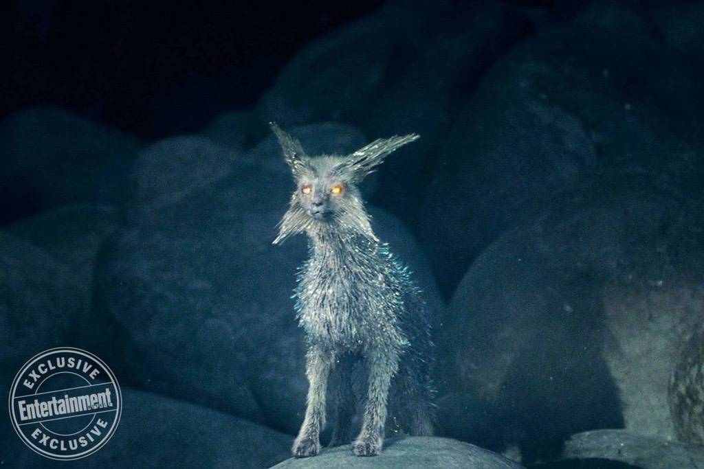 Star Wars: The Last Jedi Crystal Fox image and details!