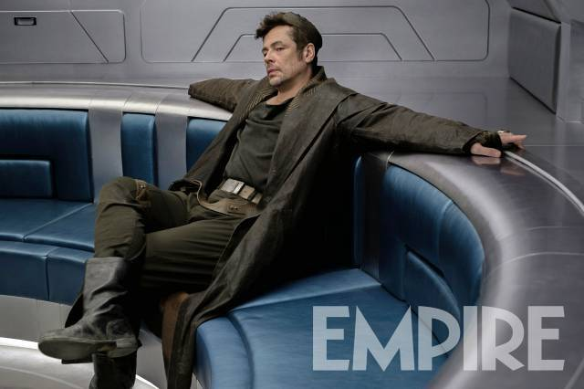 Empire shares a new image of DJ from Star Wars: The Last Jedi!
