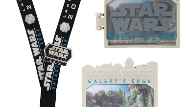 Photo of The first Star Wars: Galaxy's Edge Merchandise