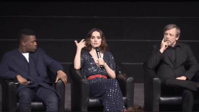 Photo of Video: Cast of Star Wars: The Last Jedi BAFTA Q&A