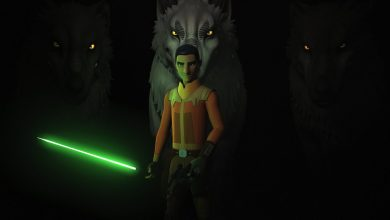 Photo of Star Wars Rebels series finale trailer!