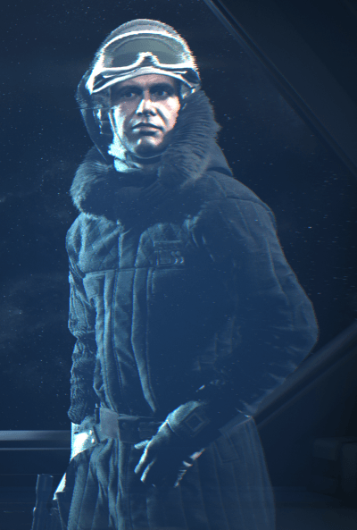Reminder! The Han Solo Hoth costume in Battlefront is available this weekend only!