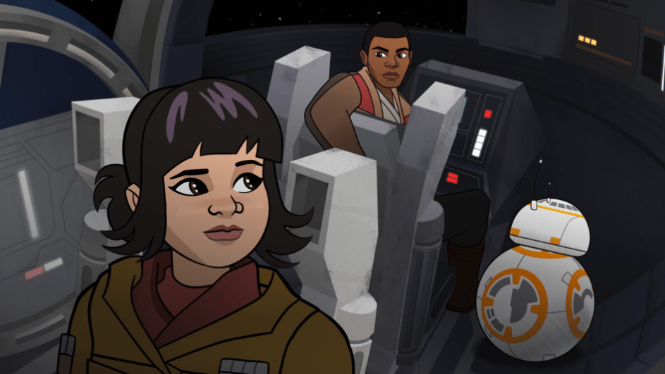 Star Wars: Forces Of Destiny Season 2 episode descriptions