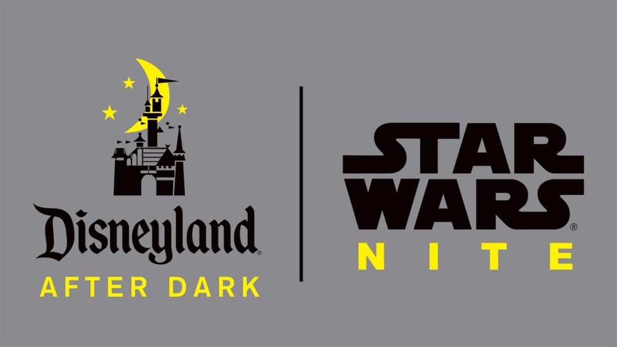 Star Wars Nite: Disneyland After Dark Event!