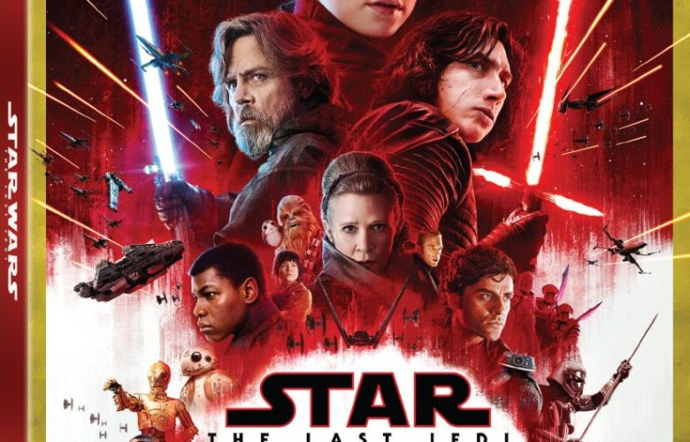Star Wars: The Last Jedi is available digitally via Movies Anywhere March 13th, and on 4K Ultra HD Blu-ray March 27th.