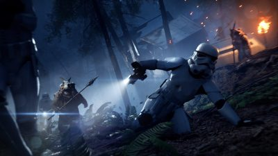 """New mode """"Ewok Hunt"""" coming to Star Wars Battlefront II"""