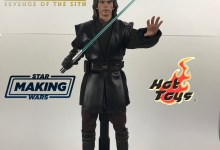 Video Review: Hot Toys Star Wars: Revenge of the Sith Anakin Skywalker