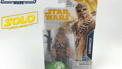 "Photo of Hasbro Solo: A Star Wars Story 3.75"" Chewbacca Figure Review!"