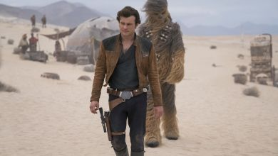 Photo of New image of Han And Chewie from Solo: A Star Wars Story!