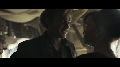 "Solo: A Star Wars Story ""Becoming Solo"" featurette!"