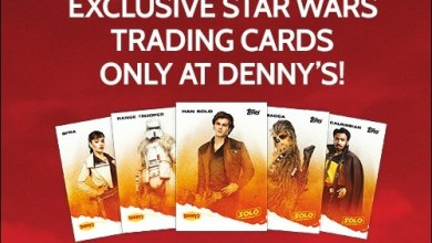 Photo of Help fight hunger with Denny's, No Kid Hungry, and Solo: A Star Wars Story
