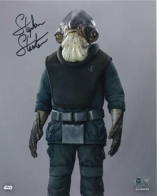 Stephen Stanton private signing will benefit Starlight Children's Foundation: Obi-Wan, Raddus! Mas Amedda, Grand Moff Tarkin, AP-5 and so many more!
