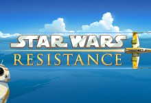 New Animated Television Series Star Wars Resistance Premiering this Fall.