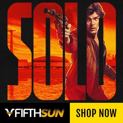 Shop Solo: A Star Wars Story collection at FifthSun.com!