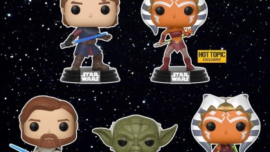 Photo of Funko Star Wars The Clone Wars POP!s are coming!