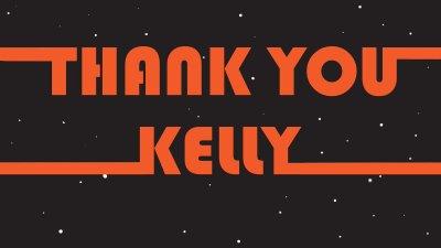 Thank You Kelly
