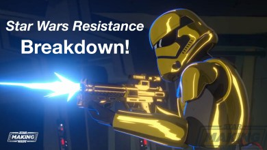 Photo of Star Wars Resistance first look trailer, screenshot gallery, and breakdown!