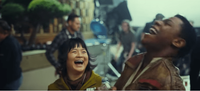 Star Wars: Episode IX?s Loan Kelly Marie Tran discusses her online harassment