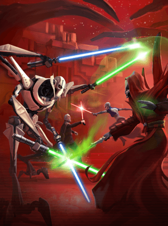 Halloween inspired seasonal events coming to Star Wars: Battlefront II and Galaxy of Heroes!