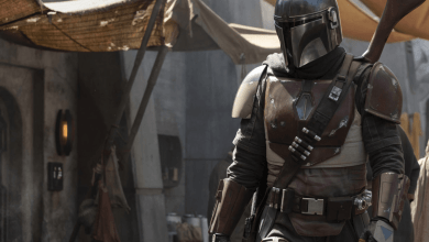 Photo of Photos of a likely cast member from The Mandalorian, an extra, Huckleberry super confirmed, and more!