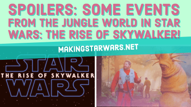 Photo of Spoilers: Some events from the Jungle World in Star Wars: The Rise of Skywalker!