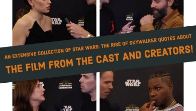 Photo of An extensive collection of Star Wars: The Rise of Skywalker quotes about the film from the cast and creators!