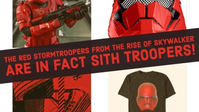 Photo of The red Stormtroopers from Star Wars: The Rise of Skywalker are in fact Sith Troopers!