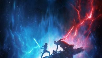 Photo of Star Wars: The Rise Of Skywalker D23 Poster And BTS Reel Description
